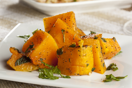 Orange and Ginger Kumara