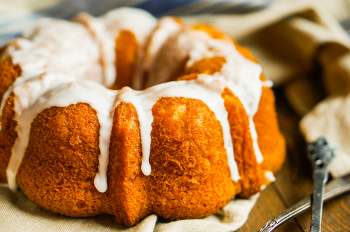 Pumpkin and Kumara Cake