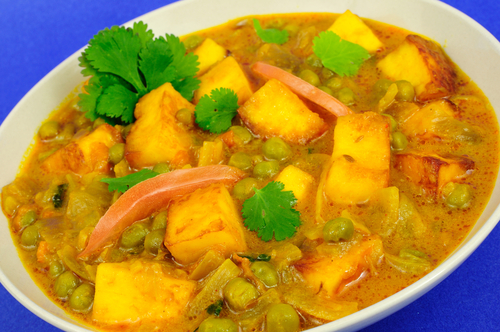 Khyber Kumara Vegetarian Curry